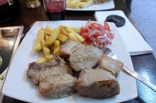 Chicharrones, This is pork