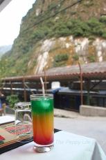 Machu Picchu - A mixed drink