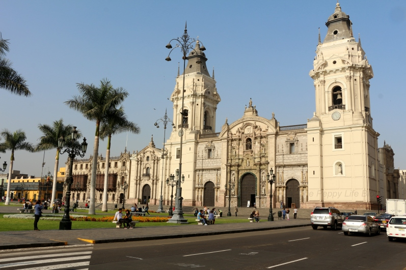 Lima's cathedral