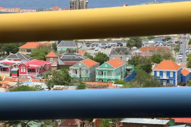 Partial view from Queen Juliana bridge